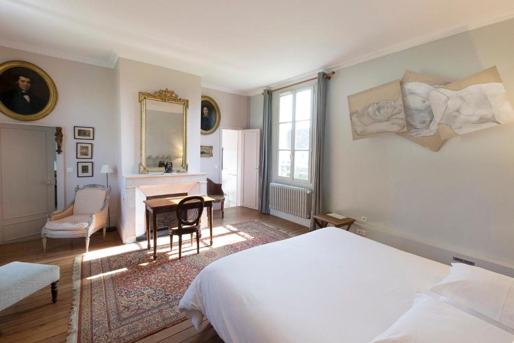 Les Chambres de l\'Abbaye, Saint-Germer-de-Fly – Tarifs 2019