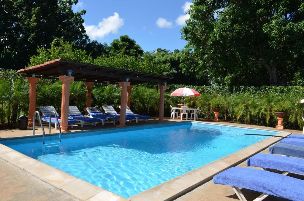 house with pool near by la havana el chico 2018年 最新料金