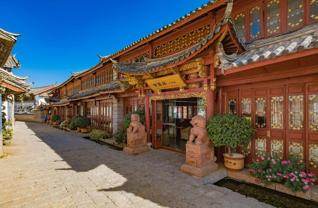 lijiang ivy garden resort hotel china booking com rh booking com