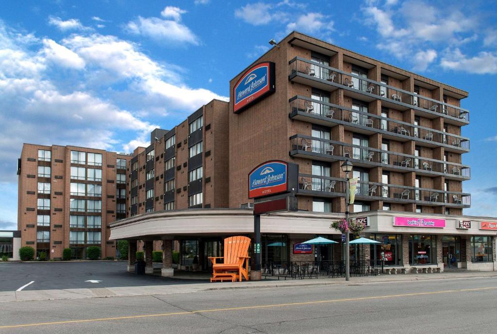 Hotel Hojo Niagara Falls Kanada Niagara Falls Bookingcom