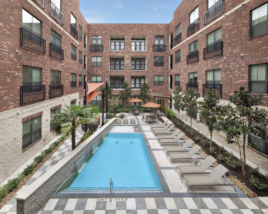 Houston House Apartments Price