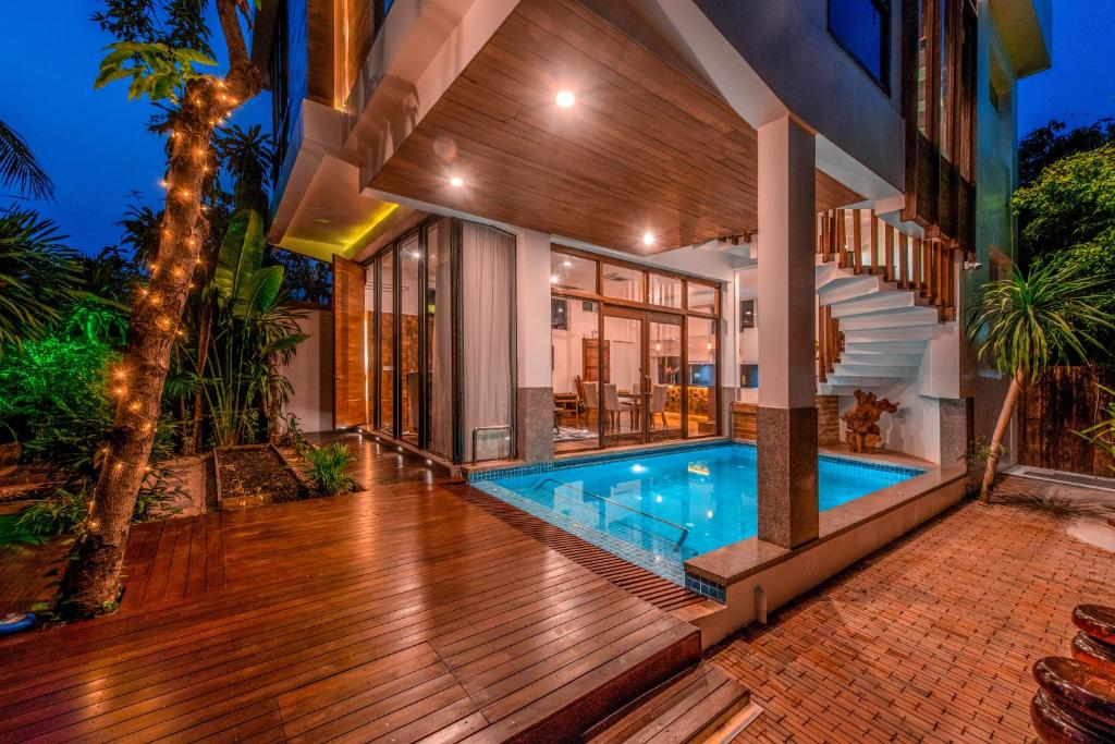 Villa Eternal With Private Pool Siem Reap Cambodia