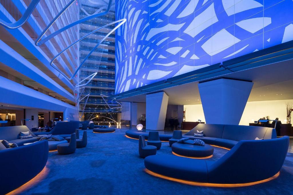 Hotel Conrad New York (USA New York) - Booking.com