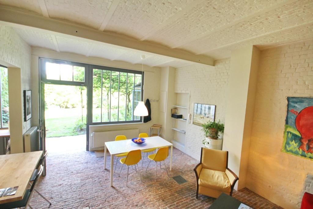 Pension La maison du fond du jardin (Belgien Brüssel ...