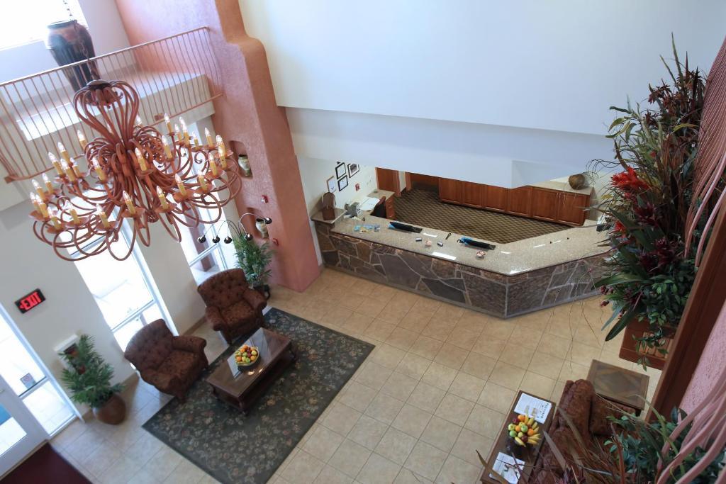 Garden Place Suites Hotel Sierra Vista Az