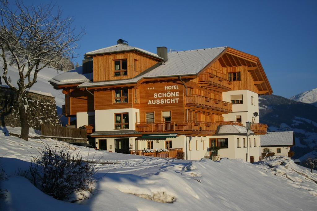 Hotel Schone Aussicht Osterreich Kartitsch Booking Com