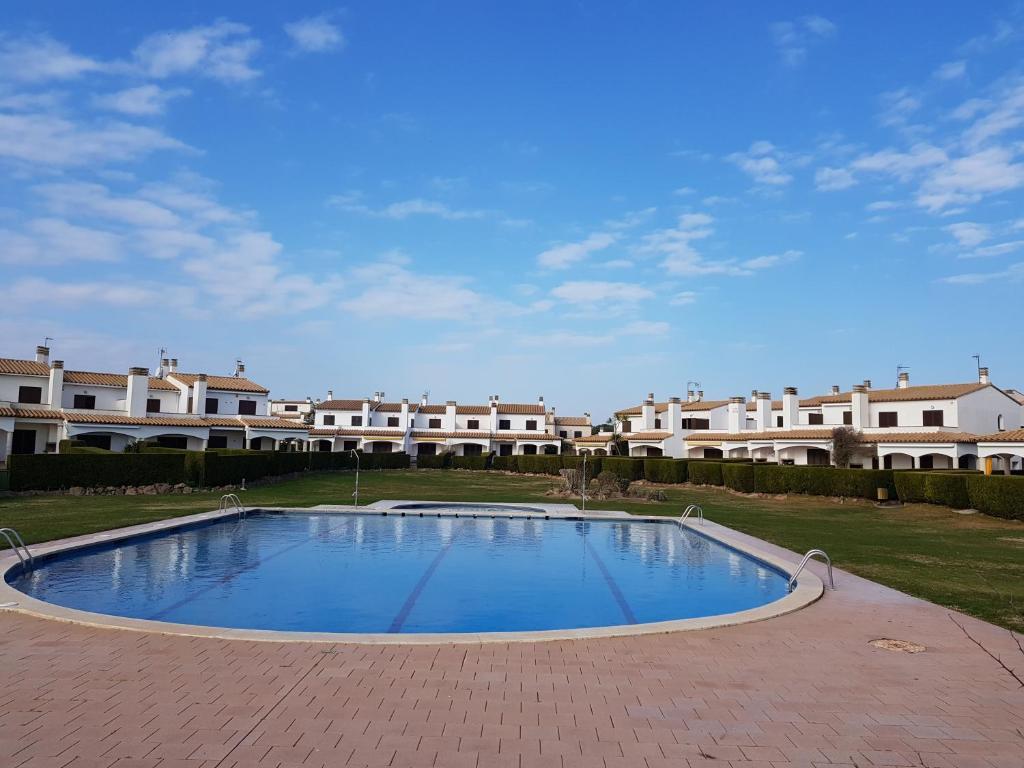 The swimming pool at or near Villa Platera