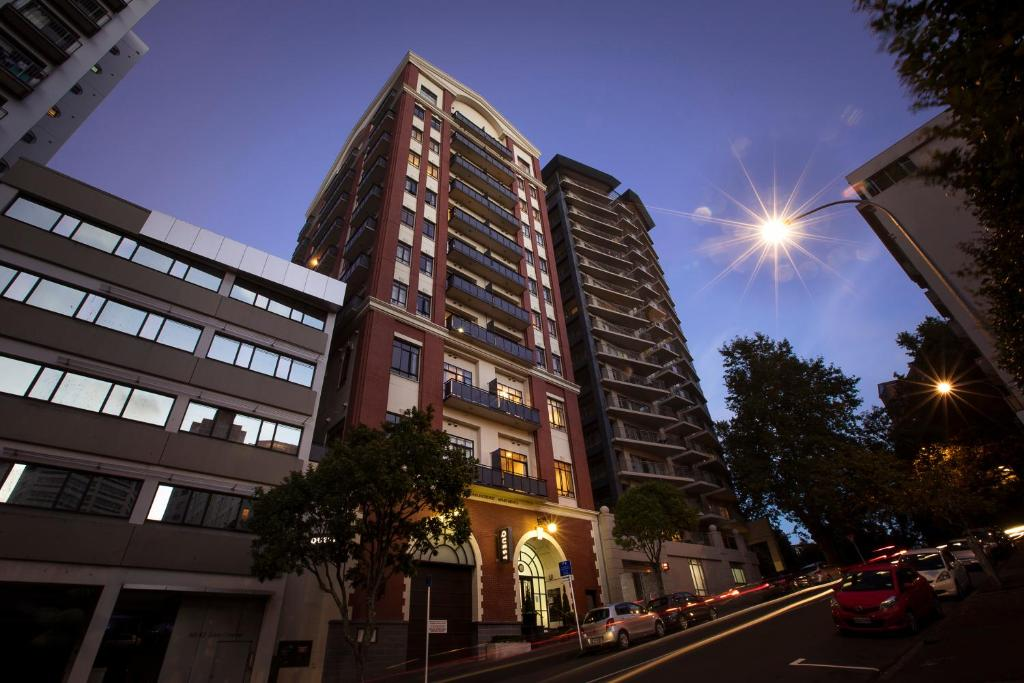 Quest apartments on eden auckland new zealand booking gallery image of this property reheart Image collections