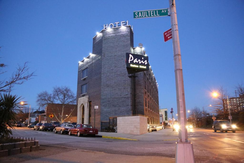 Hotel paris suites new york queens ny for Reservation hotel paris