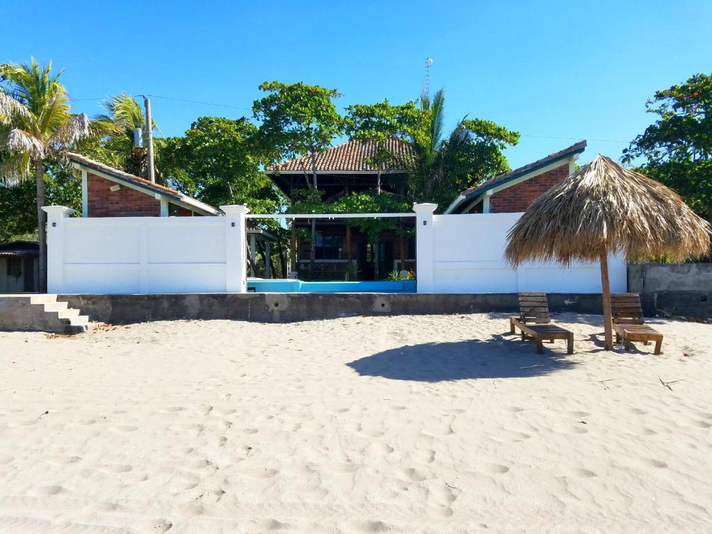 Vacation Home The Beach House On Playa Pochomil Nicaragua Booking