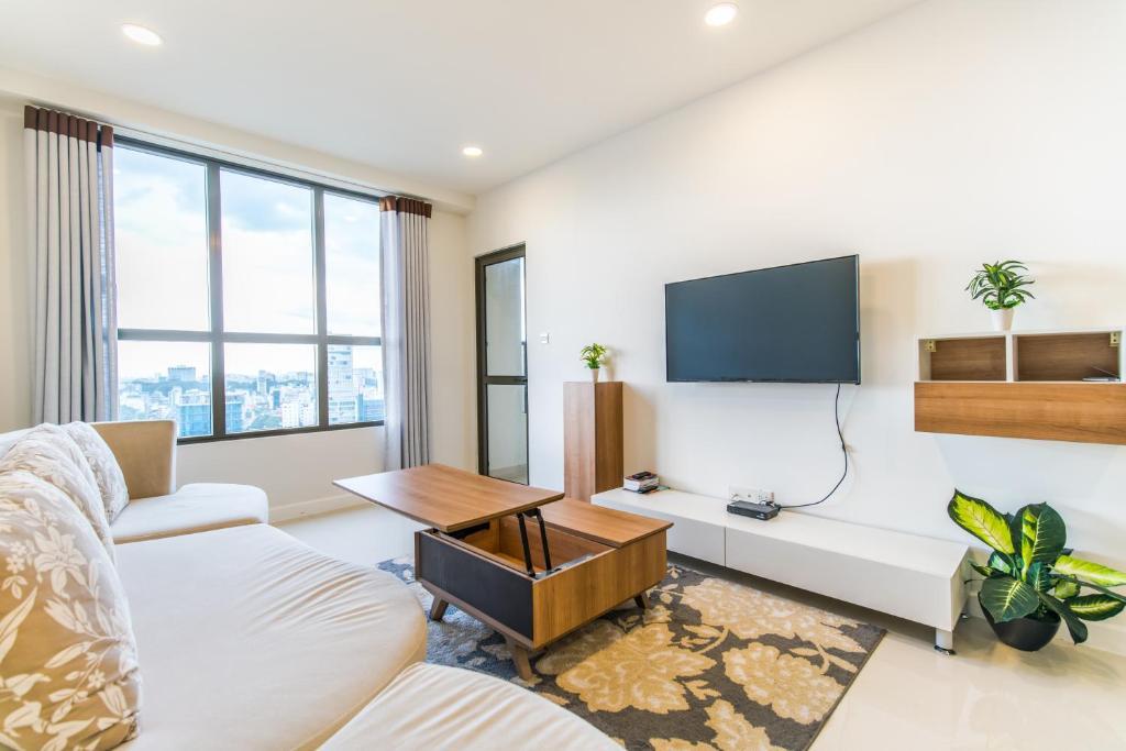 Apartment Love Home Icon 56, Ho Chi Minh City, Vietnam - Booking.com