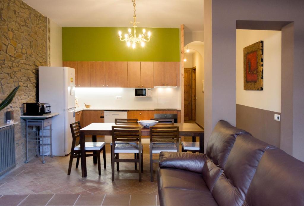 Apartments In Vilanova De Sau Catalonia