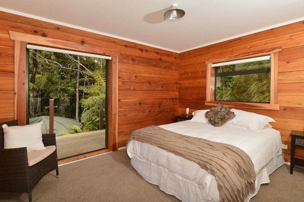 Vacation Home Fern Ridge Hideaway Victoria Valley New Zealand