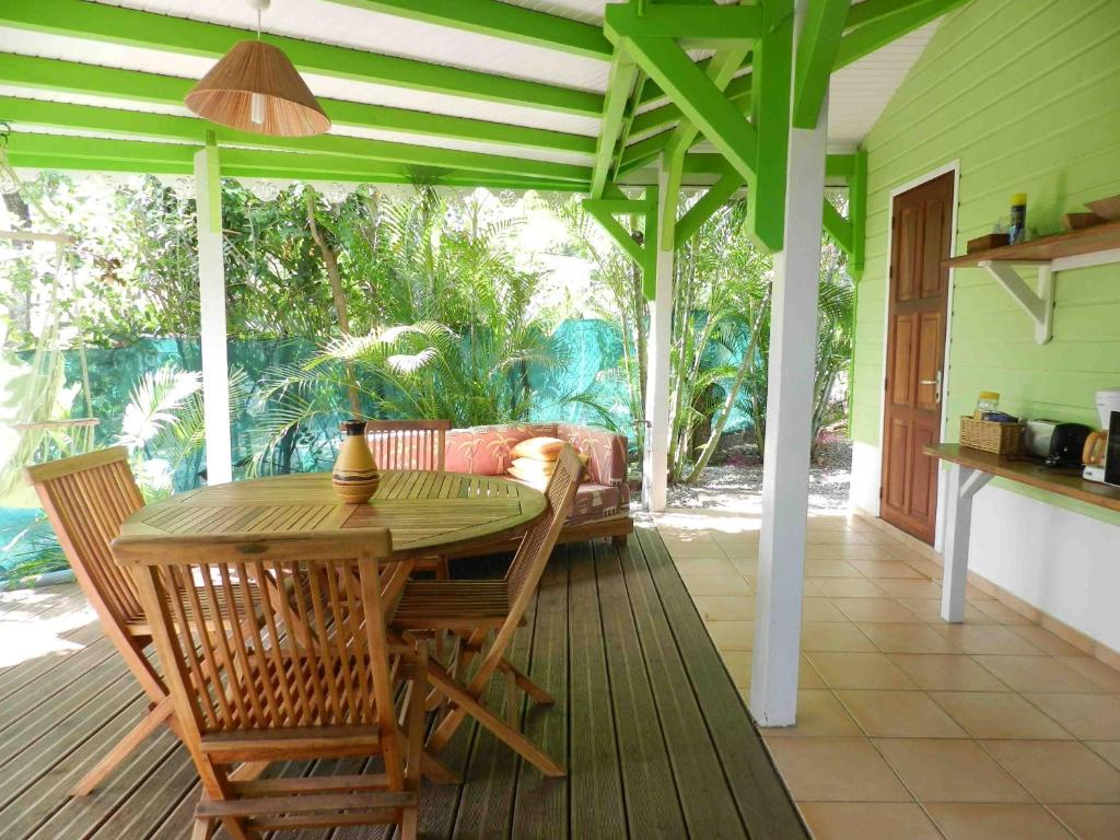 Vacation Home Le Jardin de l\'Océan, Le Diamant, Martinique - Booking.com