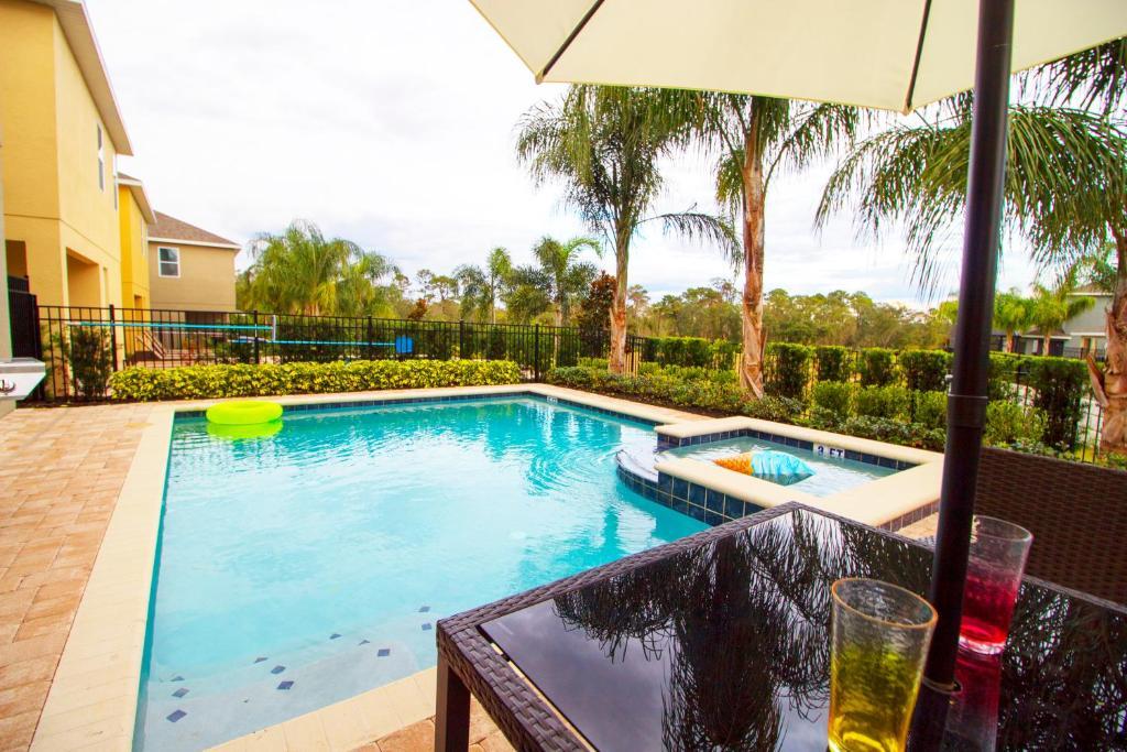 Ferienhaus Eight Bedrooms Home (USA Orlando) - Booking.com