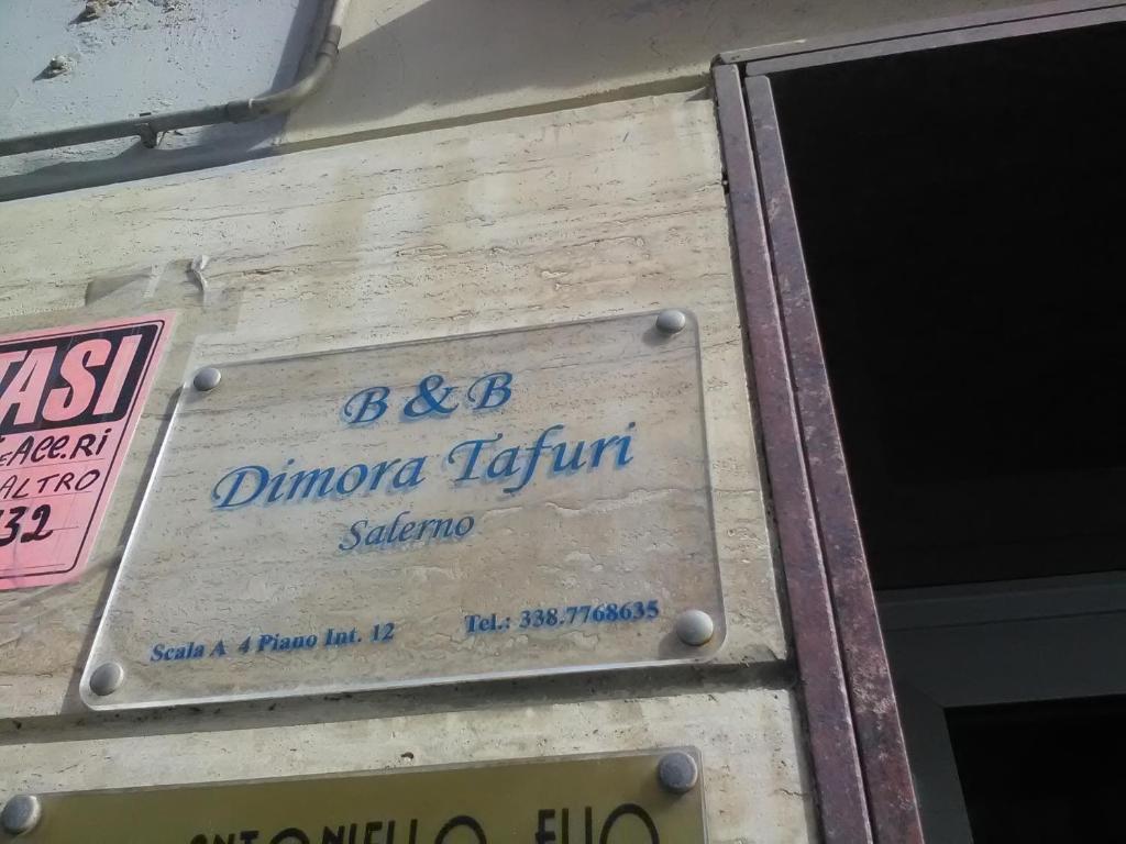 Dimora Tafuri