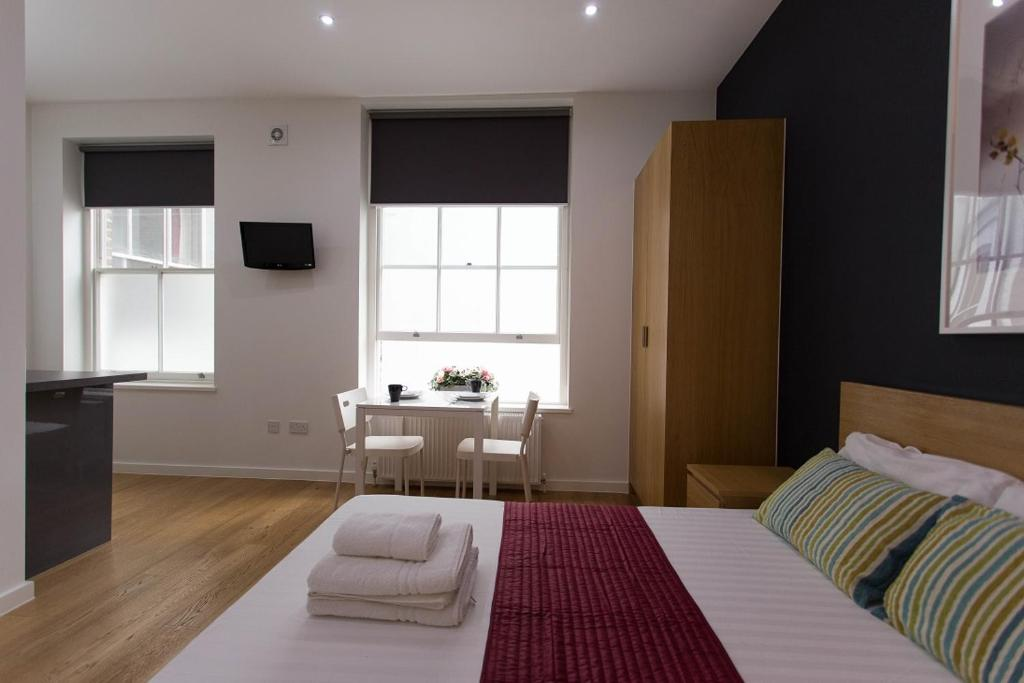Notting Hill Concept Serviced Apartments London Updated 48 Prices Mesmerizing 3 Bedroom Serviced Apartment Hong Kong Concept Decoration