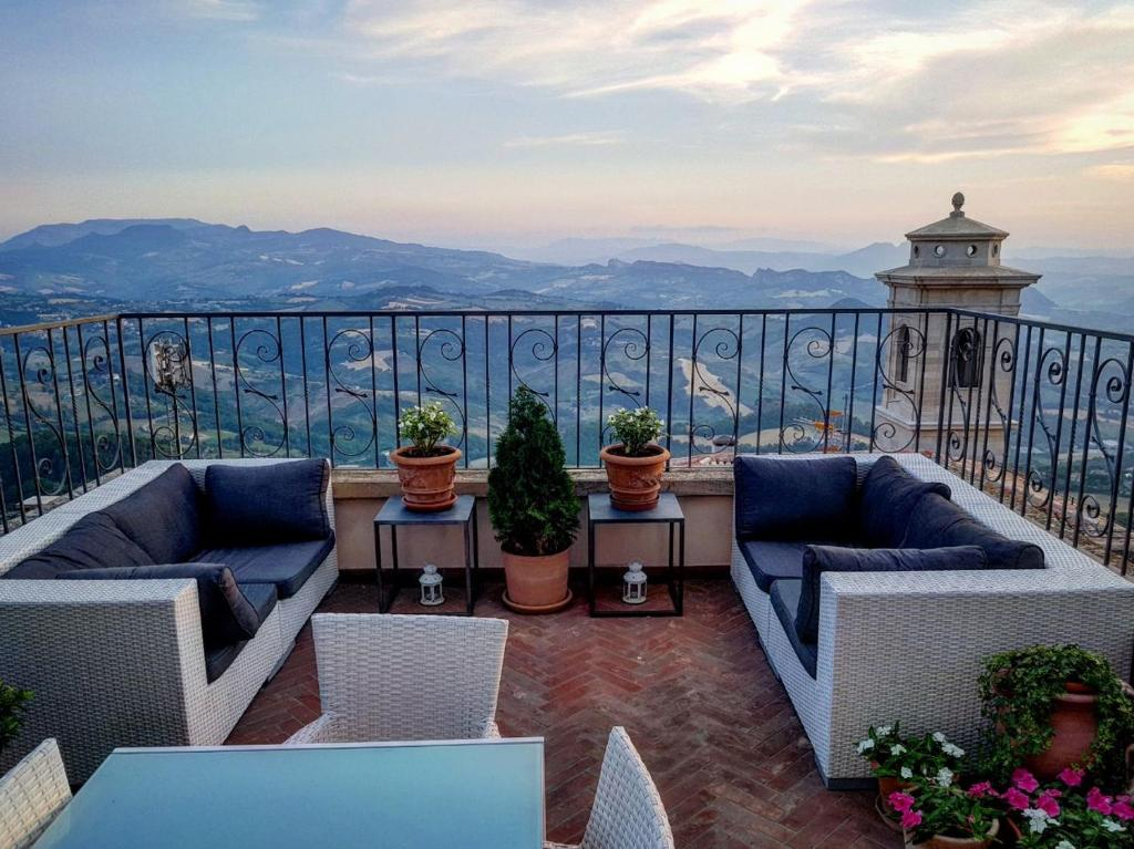 HOME PAGE - Bed and Breakfast San Marino Montefeltro