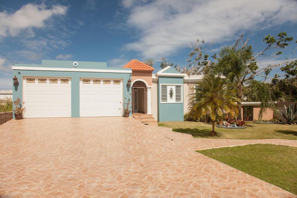 Ferienhaus Big Vacational House In Isabela Aguadilla Puerto Rico