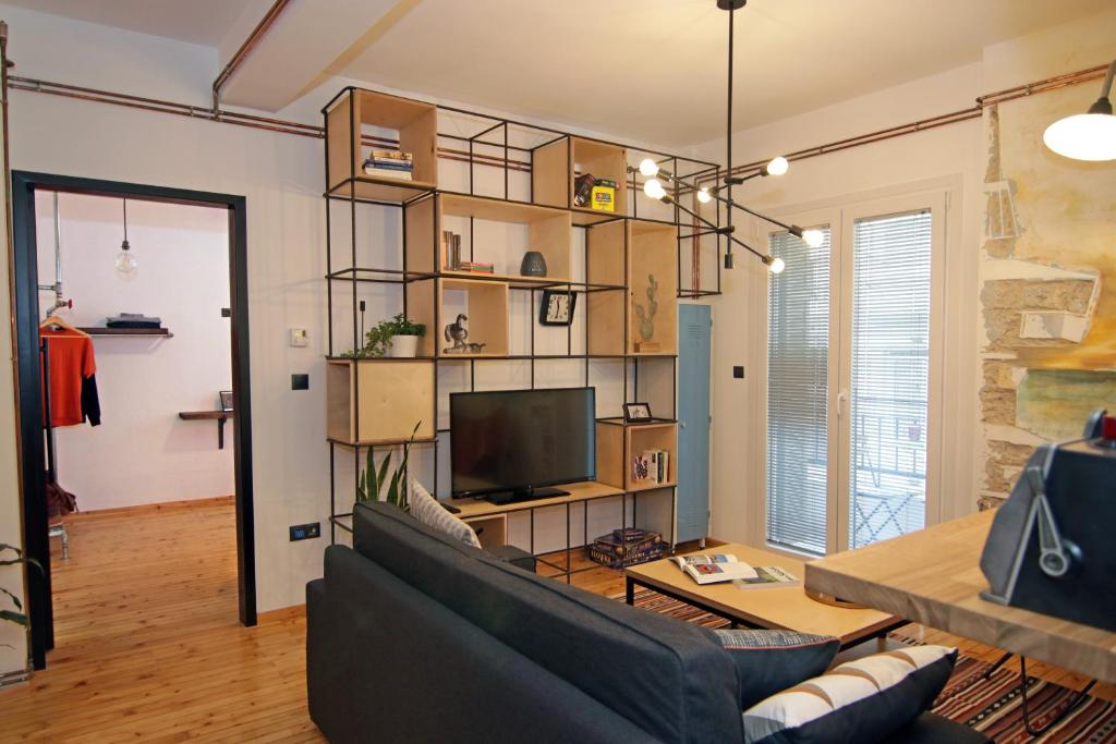 Apartment Kostas\' Downtown Industrial Loft, Thessaloniki, Greece ...