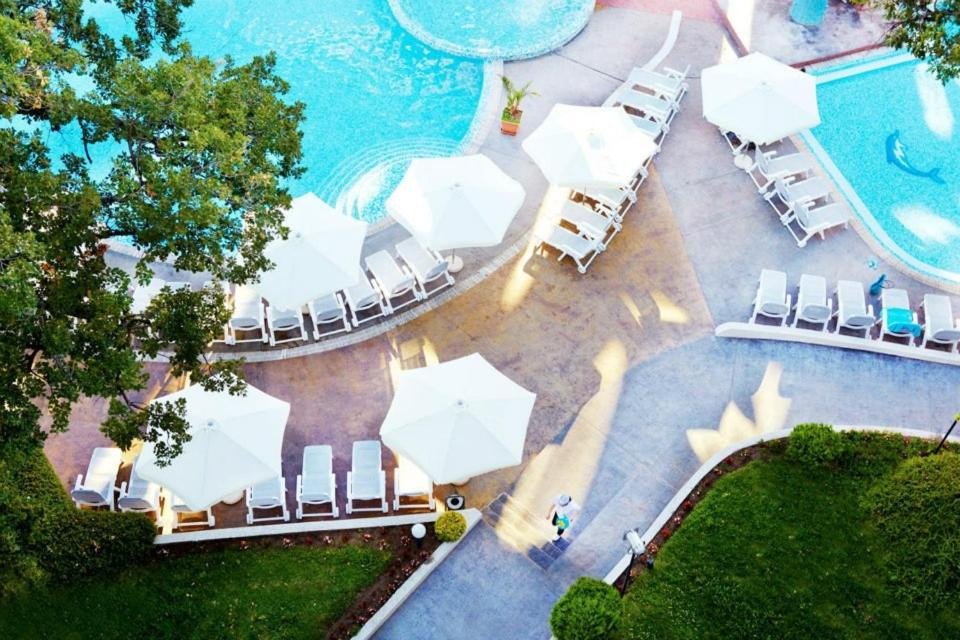 A bird's-eye view of Green Park Hotel - All Inclusive