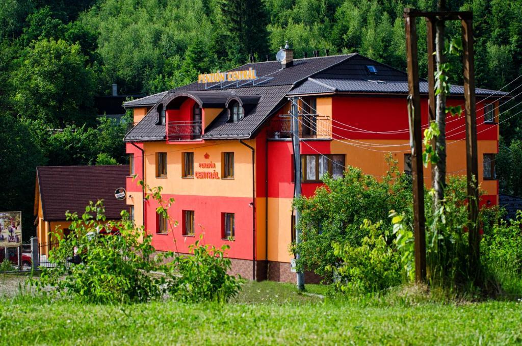 Penzión Centrál Rezervovať teraz. Fotografia ubytovania z fotogalérie ... b6660979ac4