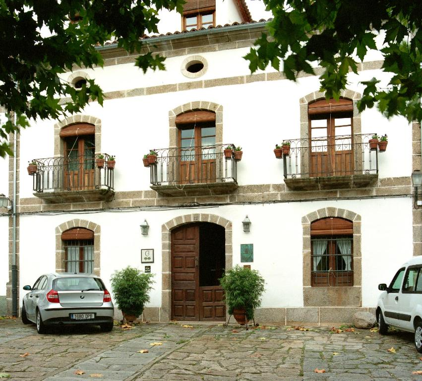 boutique hotels extremadura  258