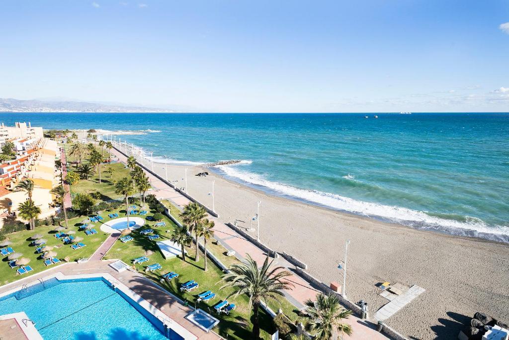 Hotel Sol Guadalmar Malaga Spain Booking Com