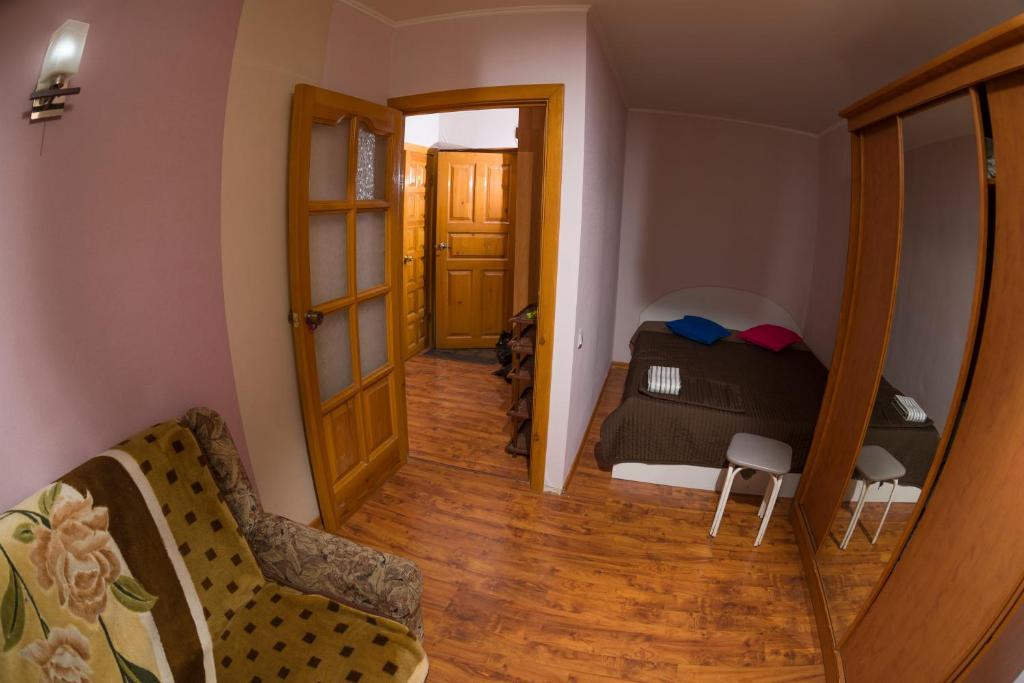 Гостиная зона в Квартиры посуточно