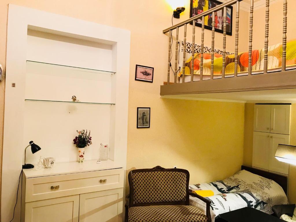 Гостиная зона в Maia's Apartment
