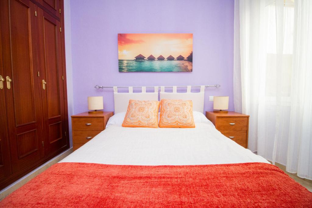 apartment colourful cosy flat with parking m laga spain rh booking com