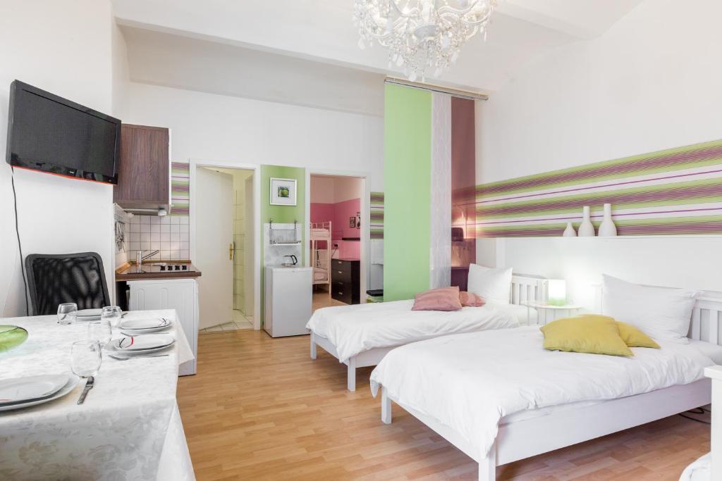 Modernes 2-Zimmer-Apartment in Kollwitzplatz-Nähe, Berlin, Germany ...