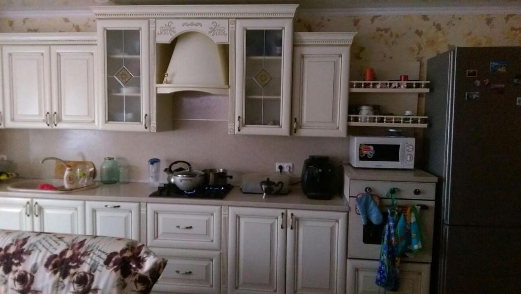 Кухня или мини-кухня в Таунхаус