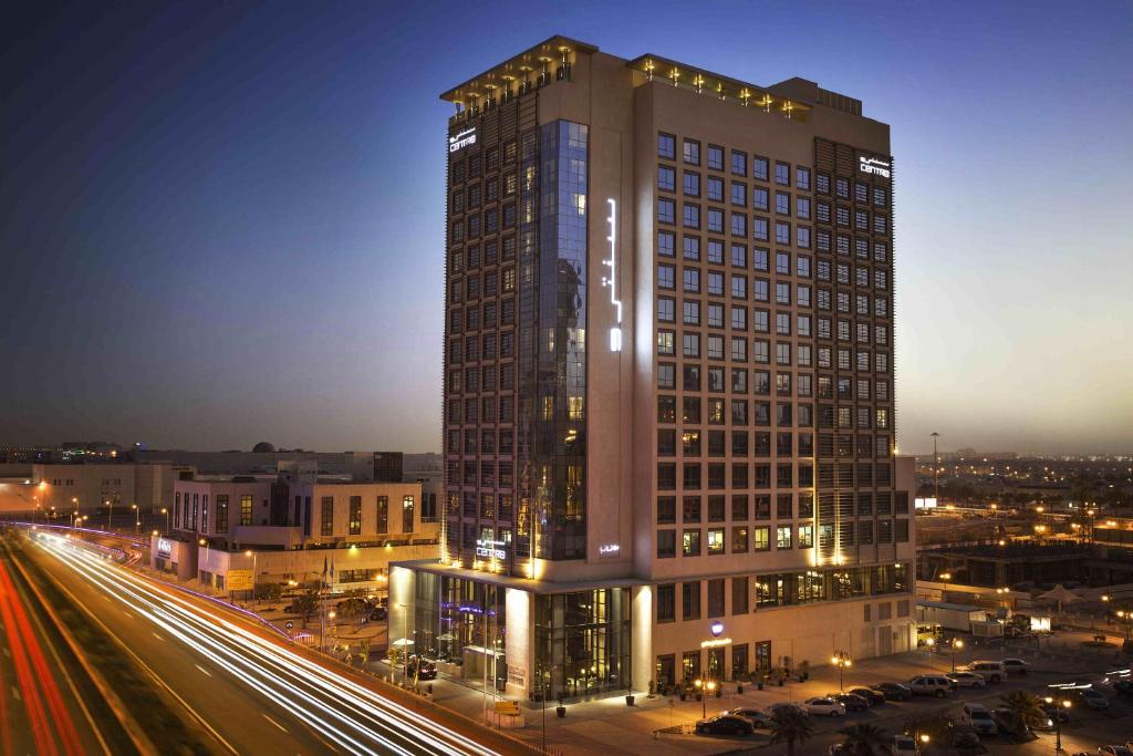 4194acd64 Hotel Centro Waha by Rotana, Riyadh, Saudi Arabia - Booking.com