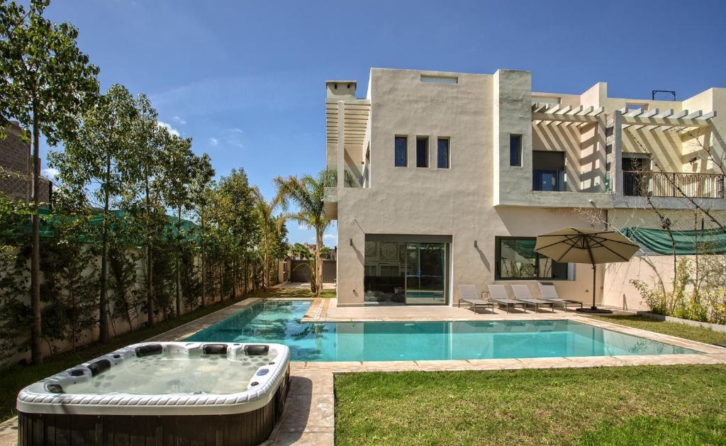 Villa de luxe avec piscine privee marrakech tarifs 2019 - Villa piscine privee ...