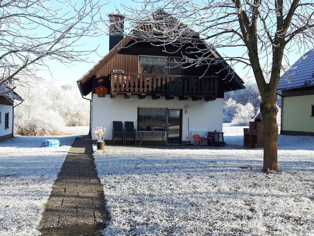 Ferienhaus Wellness am Silbersee (Deutschland Frielendorf) - Booking.com