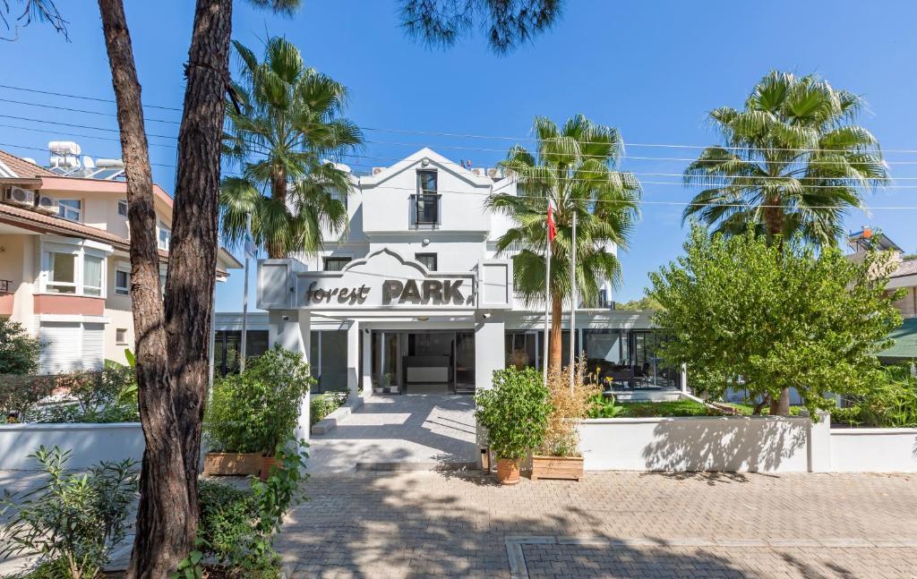 Forest park hotel kemer u tarifs
