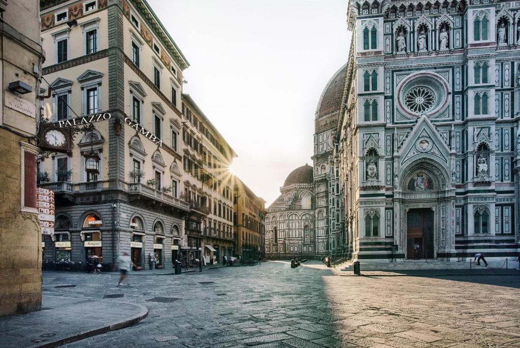 Hôtel proche : Palazzo Gamba
