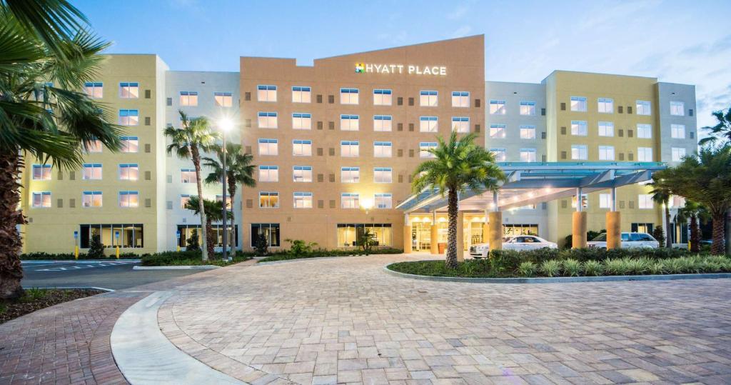 Hotel Hyatt Place Orlando Buena Vista (USA Orlando) - Booking.com