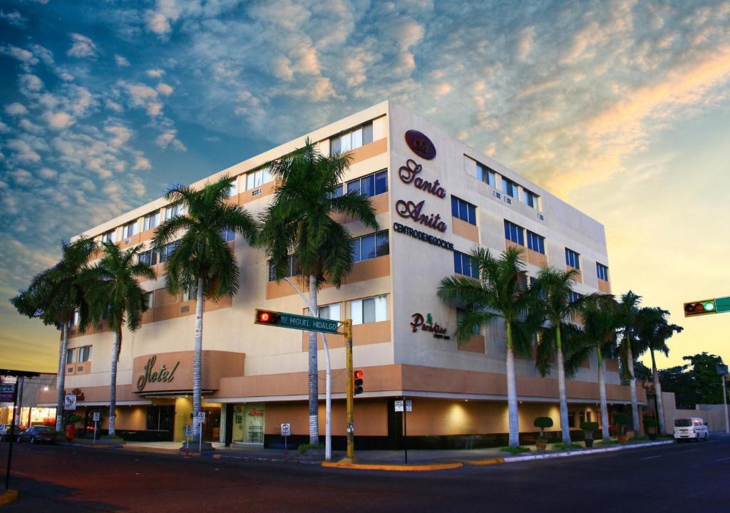 Santa Anita Hotel Los Mochis Mexico Booking Com