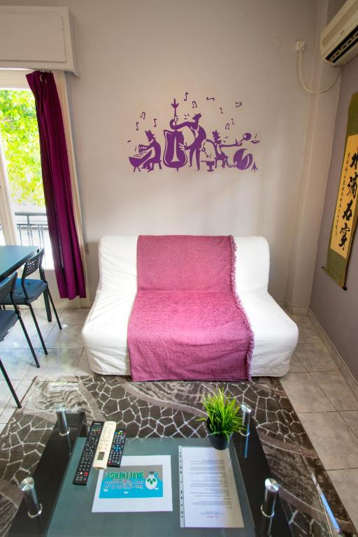 Apartment Sunny by the Acropolis, Athens, Greece - Booking.com