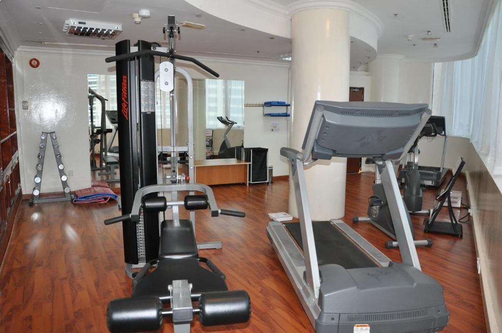 Flamingo spa fitness center