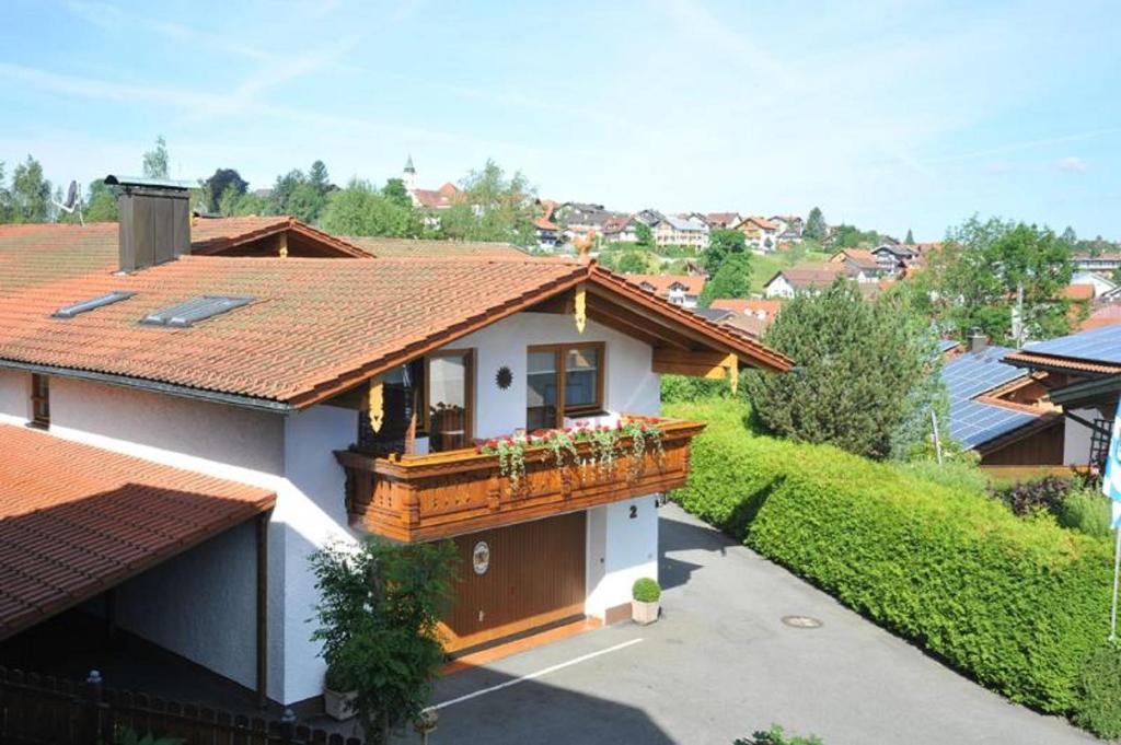 Apartment Ferienwohnung Hochzell Haus Vogelnest Bodenmais Germany