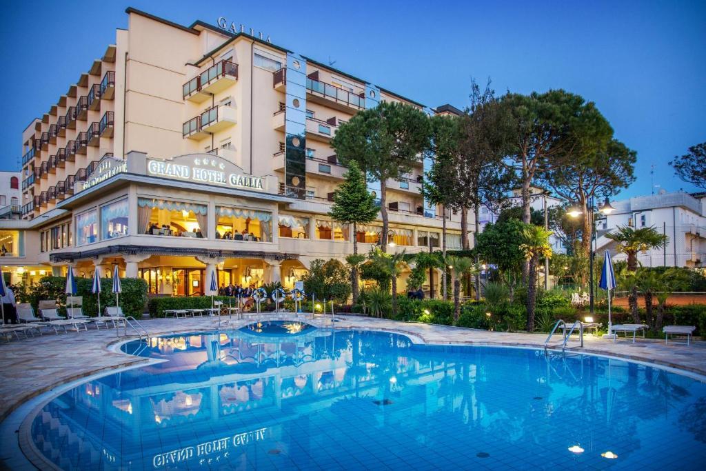 Grand Hotel Gallia Italien Milano Marittima Booking Com