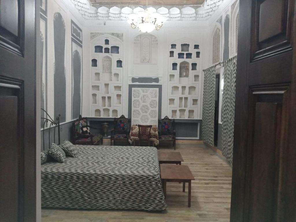 Bibi-Khanym Hotel, Bukhara, Uzbekistan - Booking.com