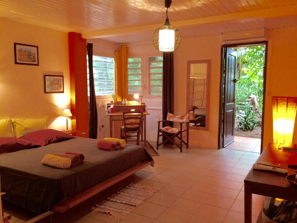 Apartments In Trou Biron