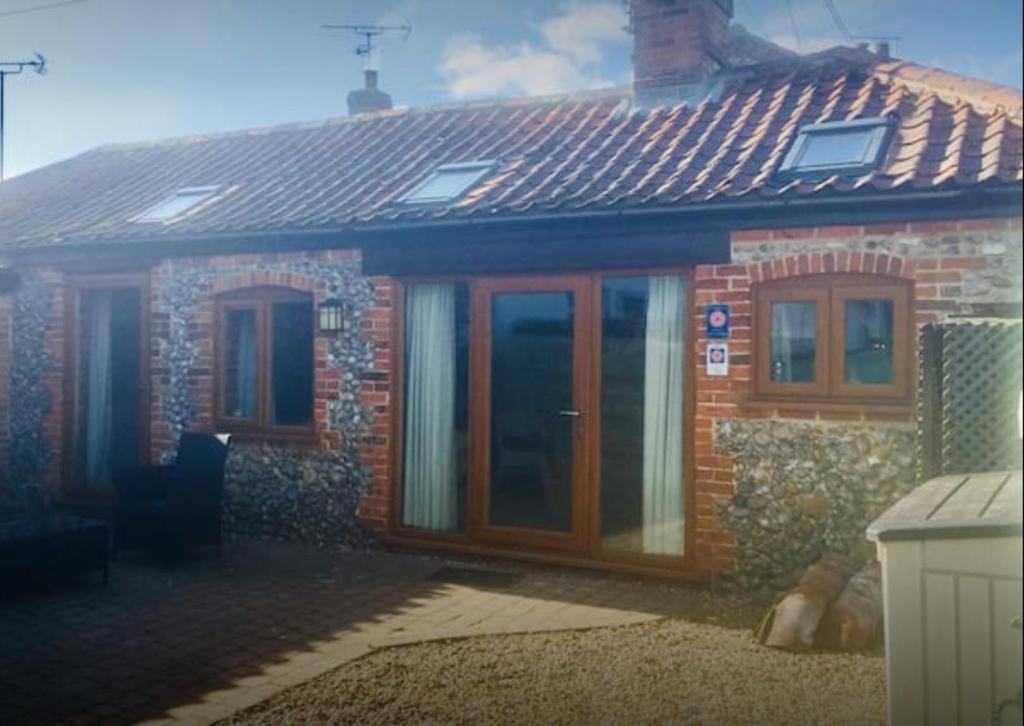 Holiday Home Langham Nr Blakeney 2 Bed Holiday Barn Uk Booking Com