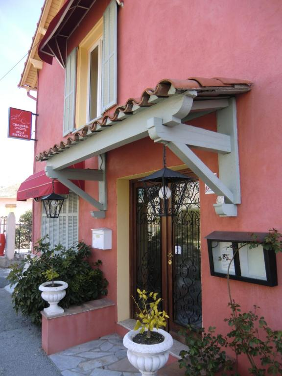 Bed and Breakfast Le Beau Site, Gattières, France - Booking.com Lebeau House Floor Plans Html on