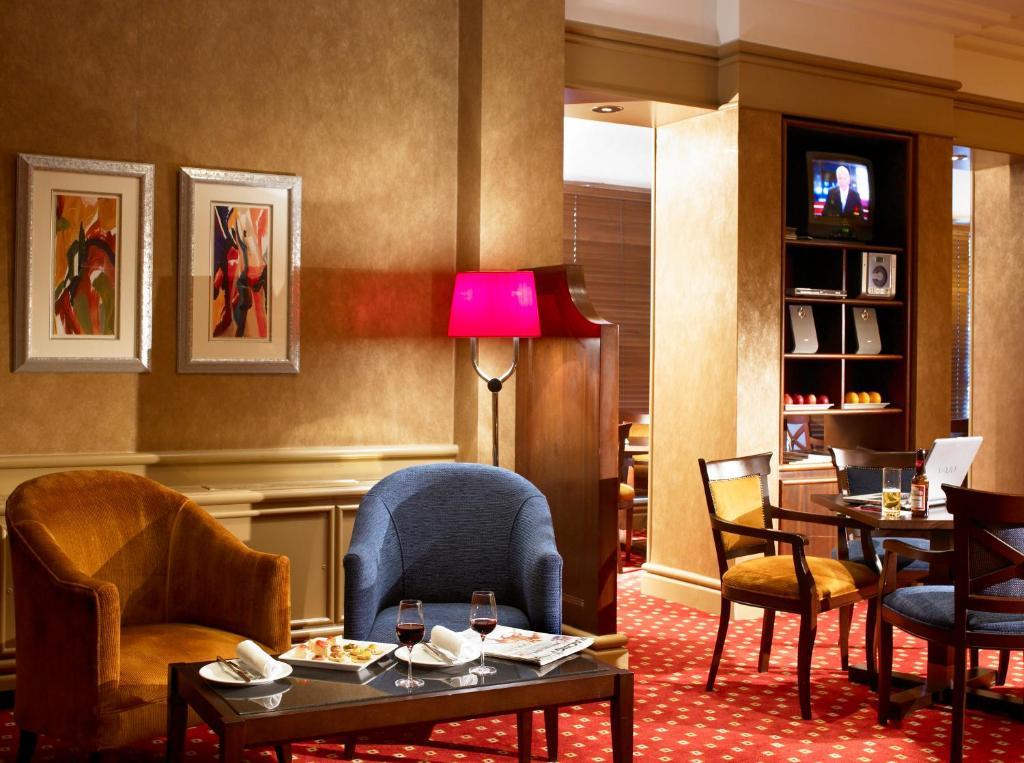 Hotel Newcastle Marriott Gosforth Park Upon Tyne UK