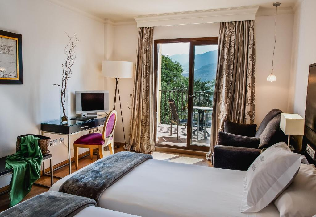 boutique hotels in málaga  35